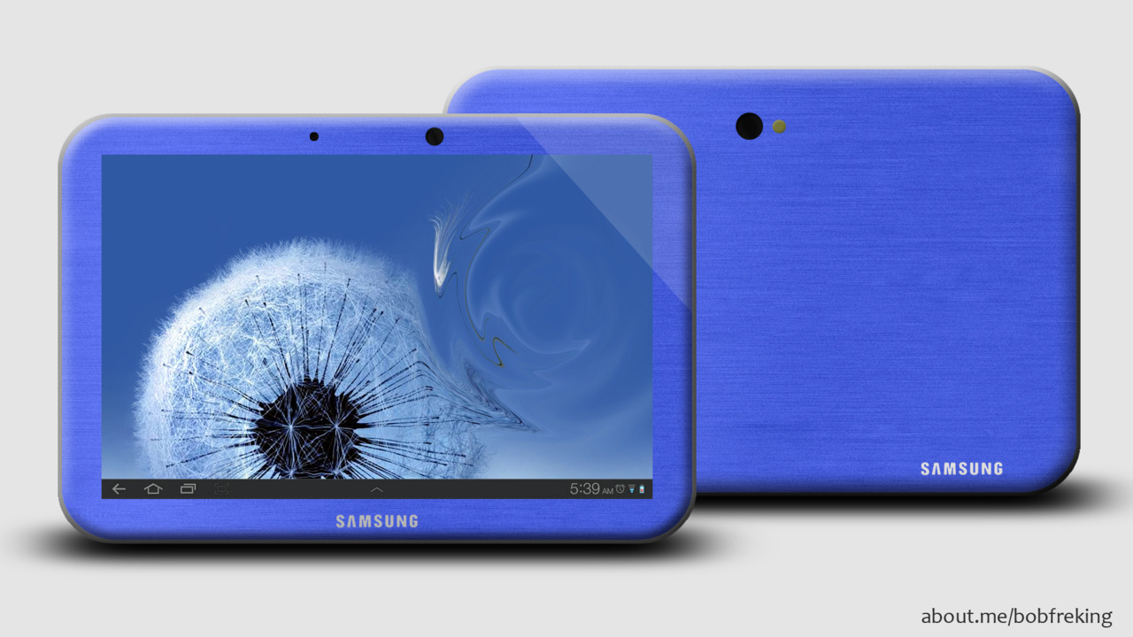If the Samsung Galaxy S III was a tablet…