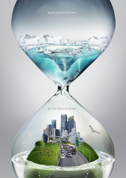 global warming PSA - time by ~pepey