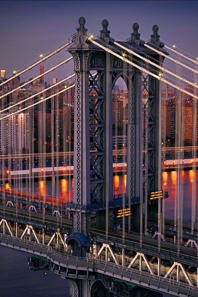 coffeepearlsandpoetry:  Manhattan Bridge