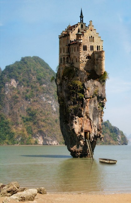 meditationsonmisery:  I want this house so I can impale myself on it.  This is down Donabate way right?