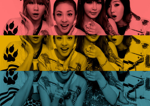 fleuralia23:  2NE1 : Make Thumb Noise 2