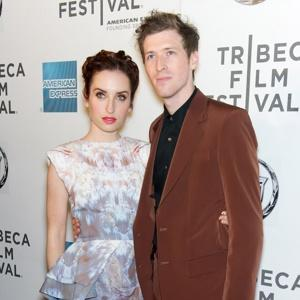 Daryl Wein and Zoe Lister-Jones in the New York Post! (via Art 'Versus' life - NYPOST.com)