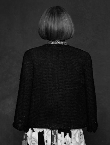 "save-room:  by Karl Lagerfeld for ""The little black jacket"" / Chanel"