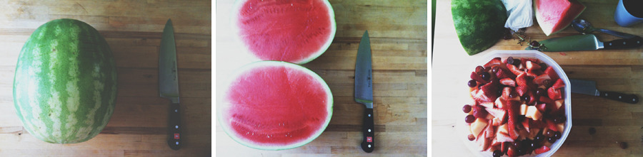 Morning Fruit // #vscocam