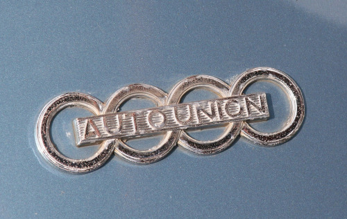 chromeography:  Auto Union (by norbertpipper) Precursor to Audi.