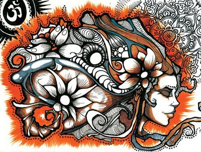 This is going to be my half sleeve one day. Brandon Boyd is the man.