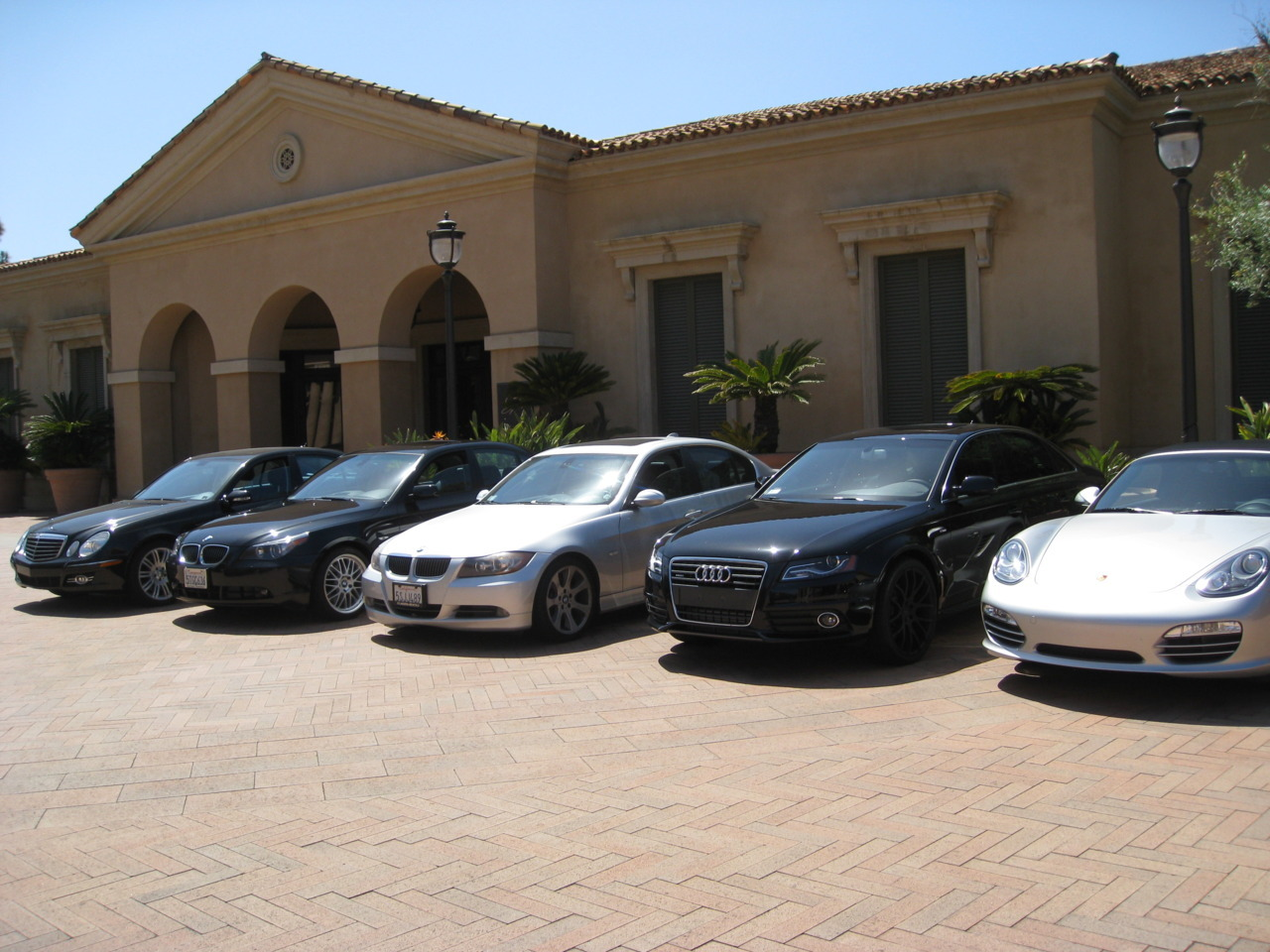 Cars (Pelican Hill Resort)