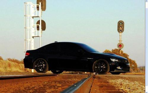 BMW E92 M3 - Black Edtion