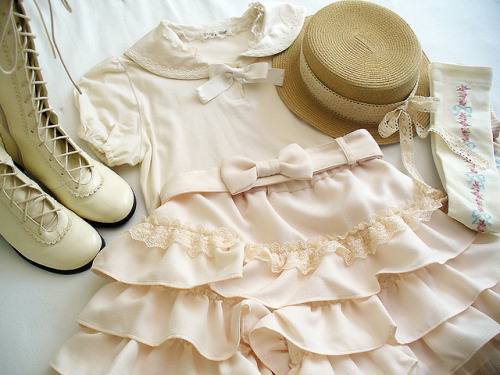 angelicreation:  Coord for loliday by g a b i ☆ on Flickr.