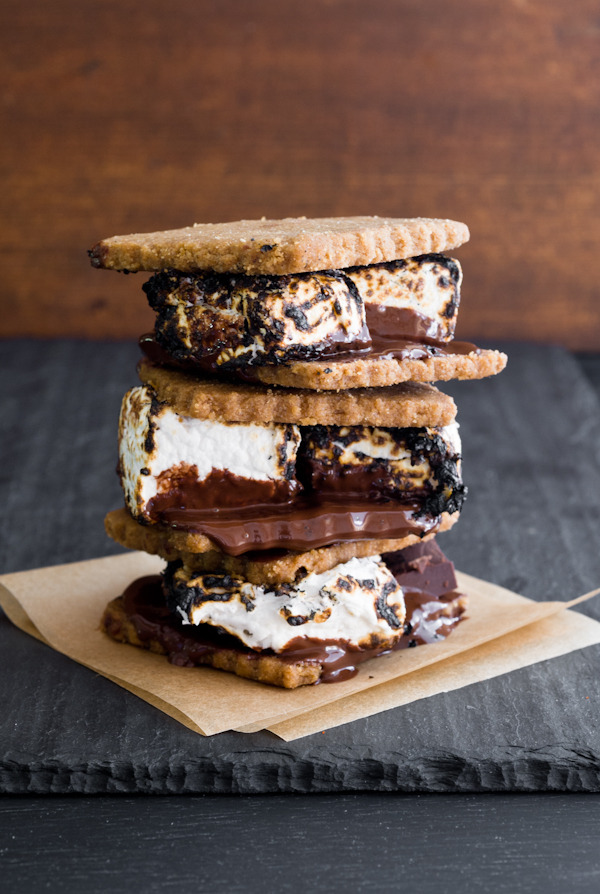 "yummyinmytumbly:  ""S'More is always better!"""