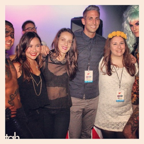 Miss City Weekly 2012 @drewnicorn @mandamade @gorgeousjared (Taken with instagram)