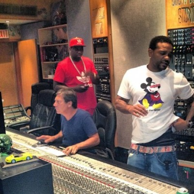 Jim Jones x Gucci Mane Studio Love