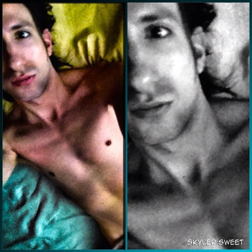 Candy Coated Kisses, come and get you some. <3 #gay #bed #lust (Taken with instagram)