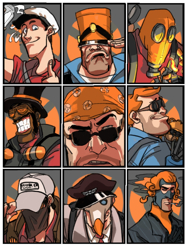 zhatdoktor:  orange fortress2by ~Silsol