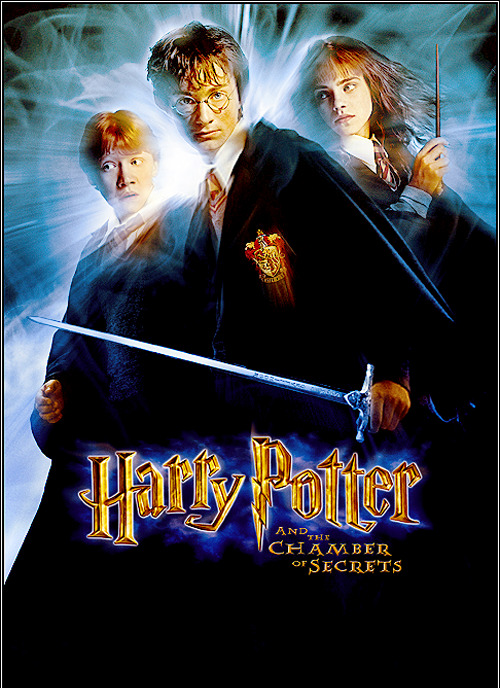 ·· my favourite movies (in any particular order): Harry Potter & the chamber of secrets.
