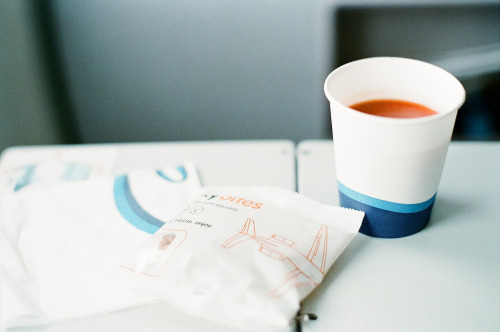 novemberschopin:  in-flight snack (by amy*6)