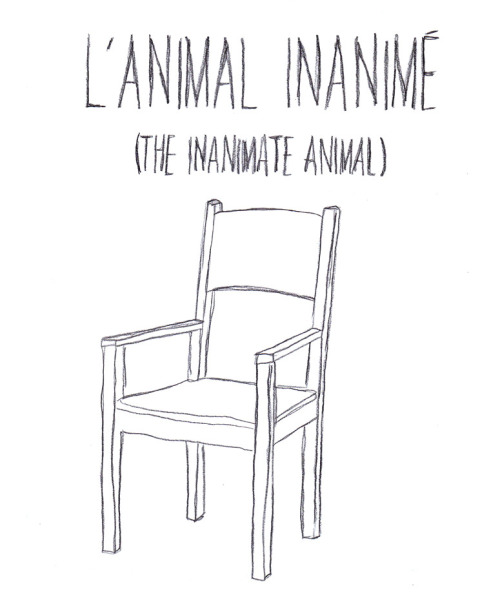 themadeshop:  l'animal inanimé (THE INANIMATE ANIMAL) (by kaddenzia on hitRECord)