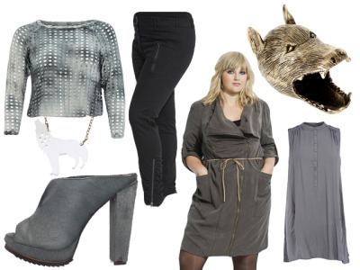 Pocket Rocket Post: Game of Thrones fashion - Women of the North Guess which this one is? haha :)