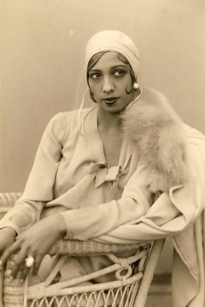Happy Birthday to Josephine Baker! June 3, 1906 – April 12, 1975 photo by Murray Korman