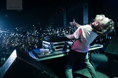 awyeedubstep:  Rusko!  feeling it!