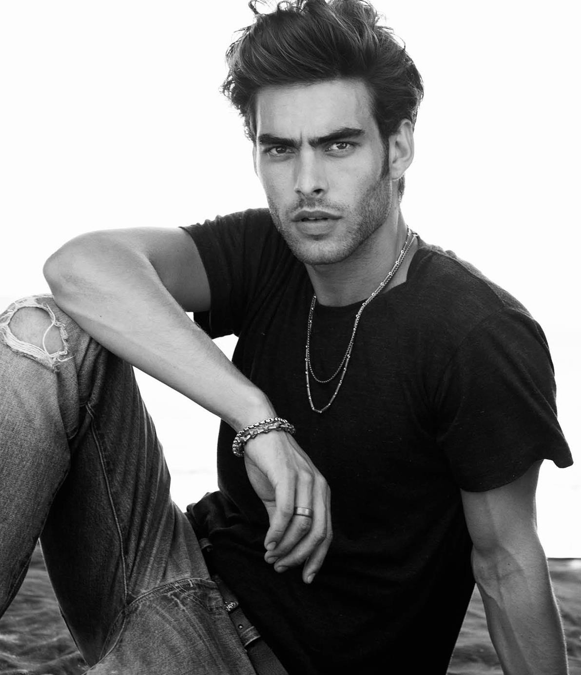 Jon Kortajarena for David Yurman