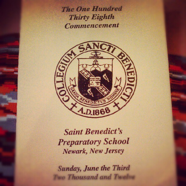 Brother's graduation #thingsidoonmybirthday (Taken with instagram)