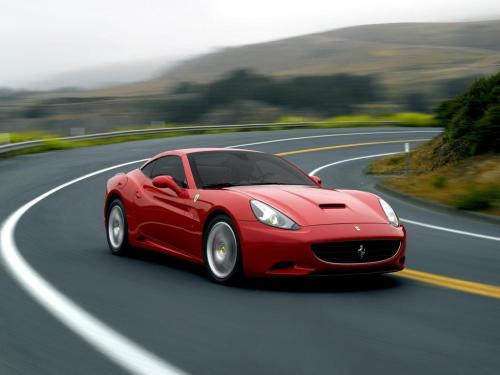Ferrari California…