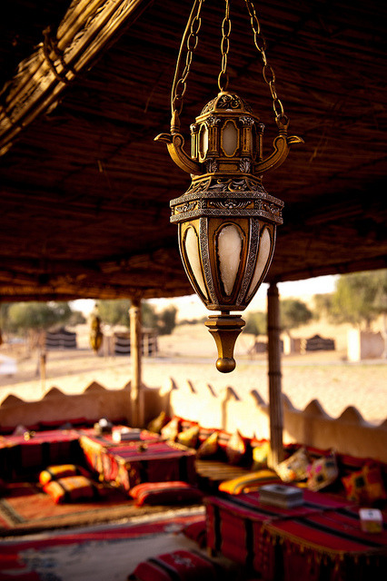 alyibnawi:  desert camp by Oman Tourism on Flickr.
