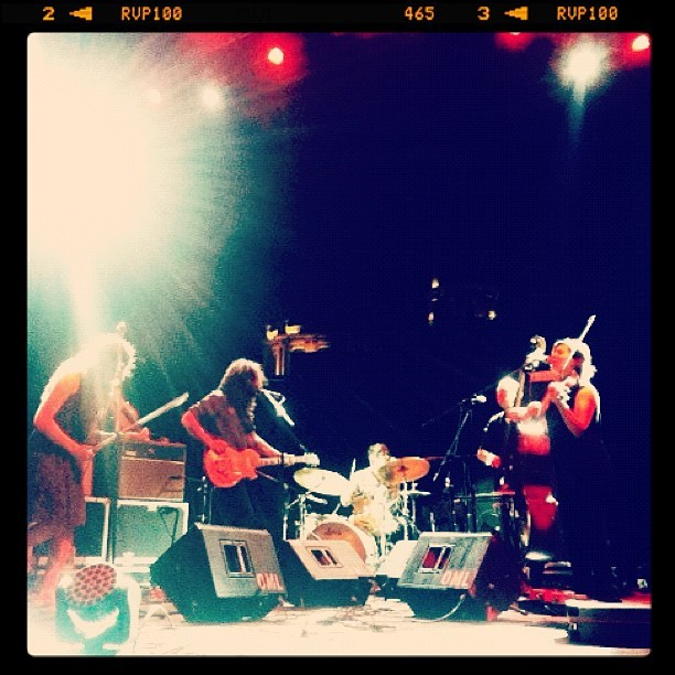 #ASMZ @ Festival de mayo (Taken with instagram)