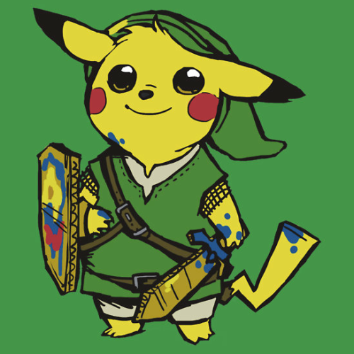 insanelygaming:  Pikalink (via znuese)