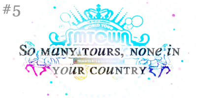 k-problems:  #5. So many tours, none in your country, submitted by ayowadduppkrease