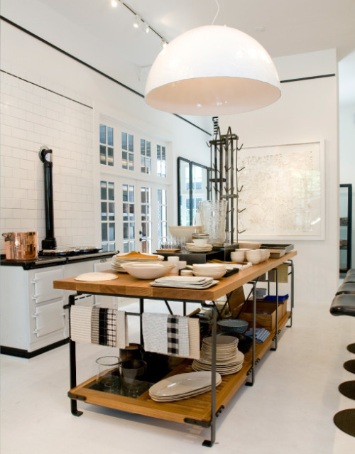 (via Design Sleuth: Aga Cookers : Remodelista)