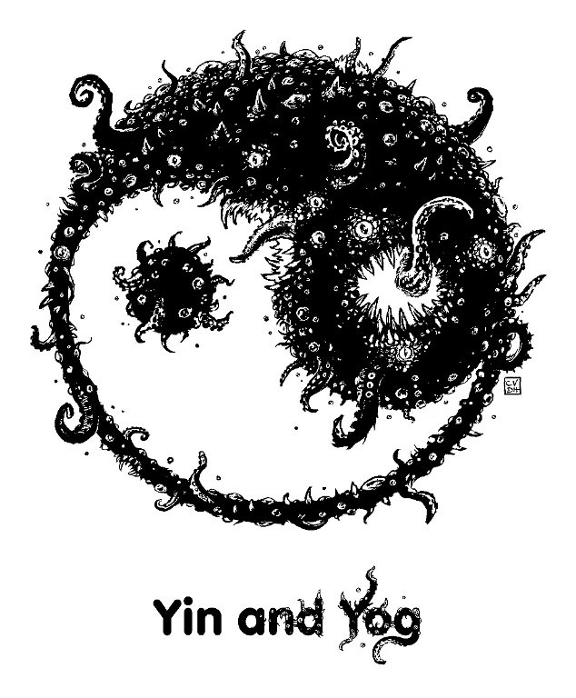 Cyril van der HaegenYin and Yog