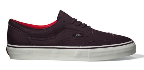 vans vault fall 2009 era wingtip 1