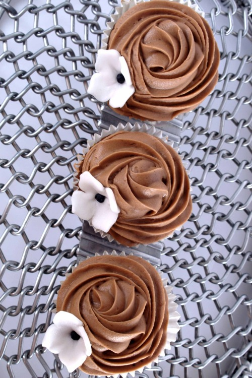 Chocolate and buttercream