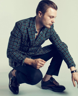 urbanemenswear:  Michael Pitt for Prada