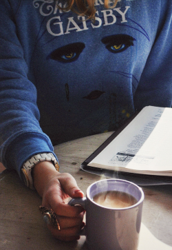vodkacupcakes:  i need that sweater.