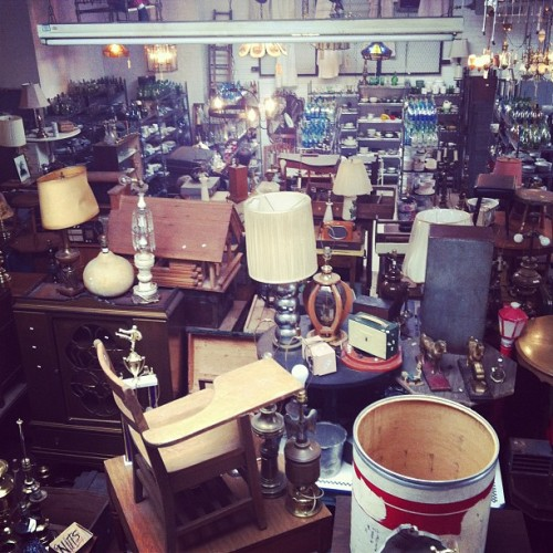 Antiquing  (Taken with instagram)