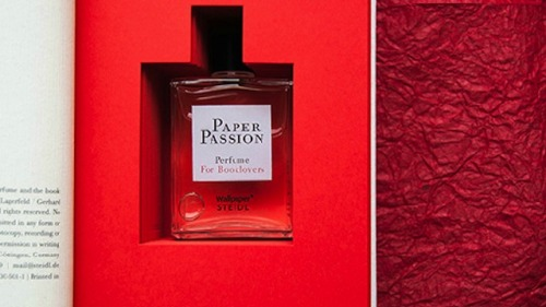 "Gotta get our hands on one of these! booksdirect:  ""Paper Passion - Perfume for Booklovers"""