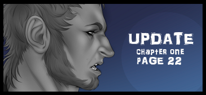 Finally another update! CLICK HERE TO READ IT.
