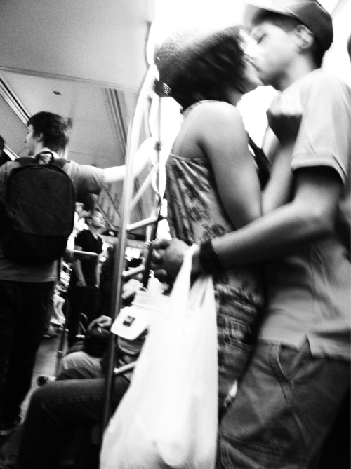 The Q Train, NYC - June 2012