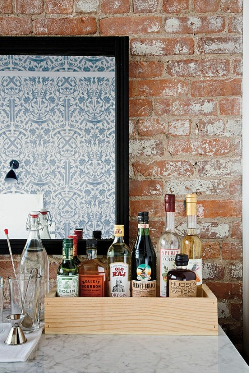 squaremeal:  (via Yummy Interior Spaces / Wythe Hotel / Drinks)