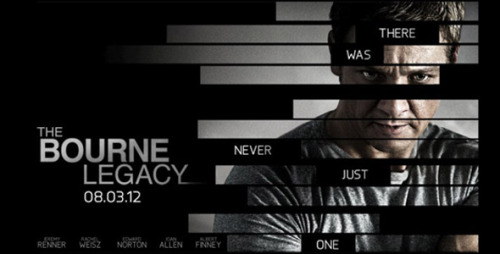 New Trailers: The Bourne Legacy