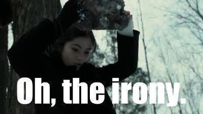 iharthungergames:  oh the irony. poor clove.