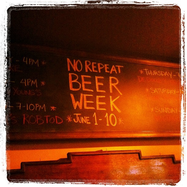 Memphis Taproom. (Taken with instagram)