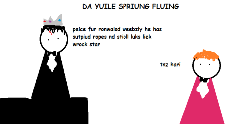 "haripota:  ""The hogwarts spring fling ball""  http://igotthedreamerdisease.tumblr.com/"