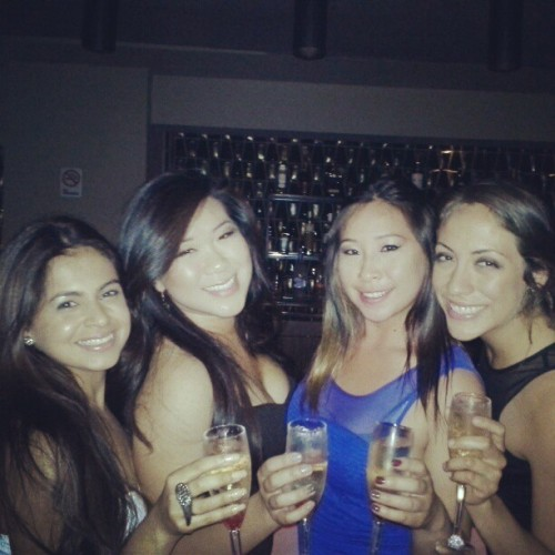 #girls night out #because we #21  (Taken with instagram)