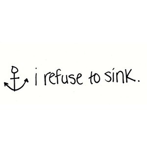 brittany-loves-ptv:  I Refuse To Sink.