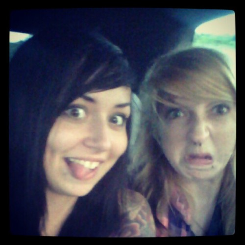 This is my best friend…. @kelssi04 (Taken with instagram)