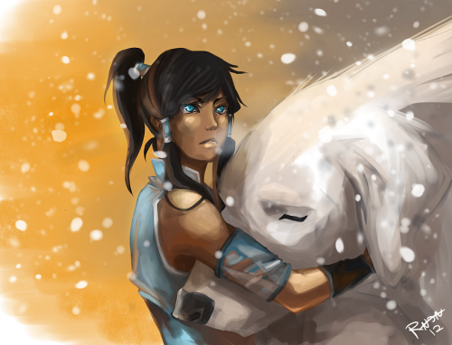 bittersweet-cantarella:  Avatar Legend of Korra at DeviantArt